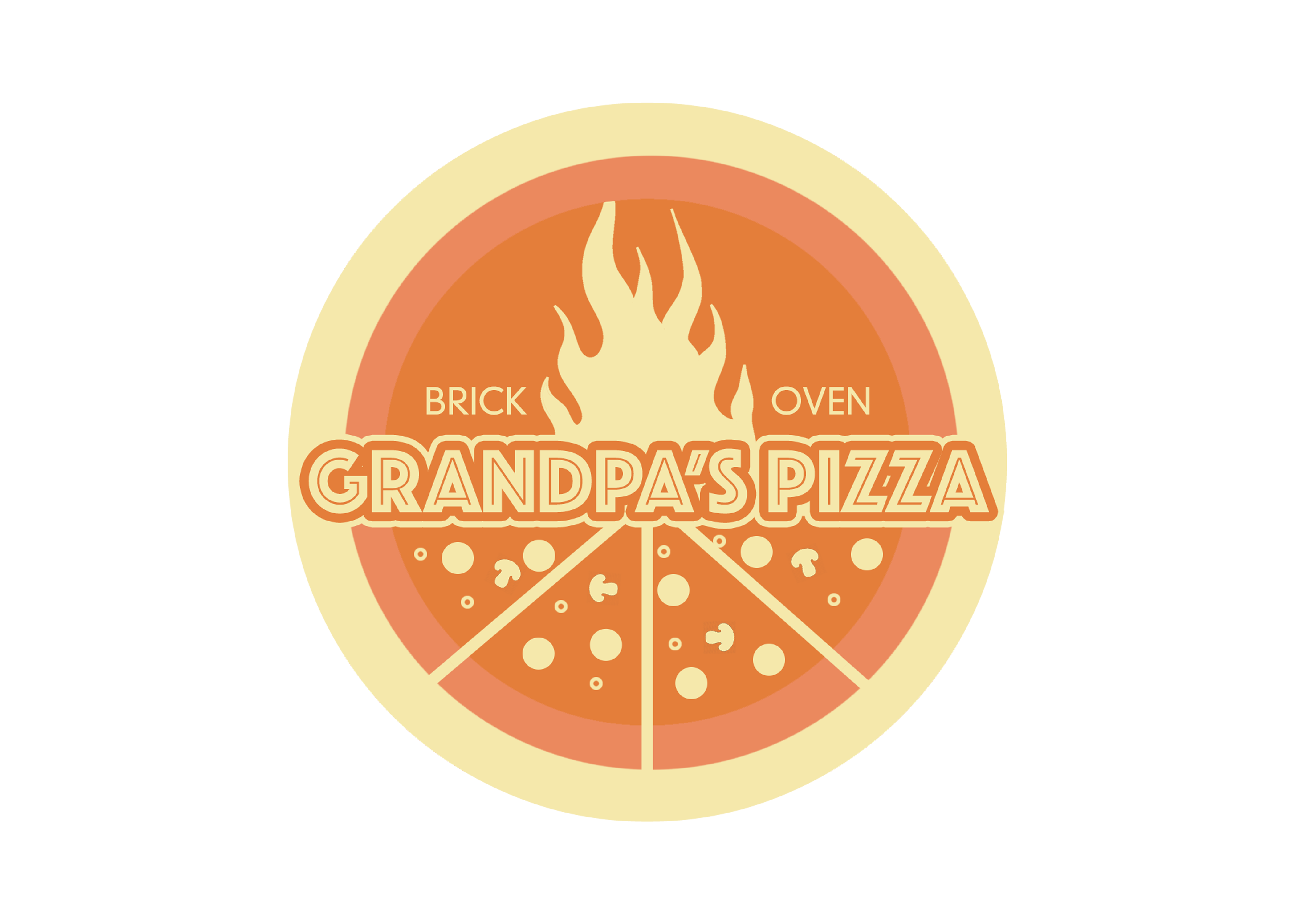 Grandpa's Brick Oven Pizza